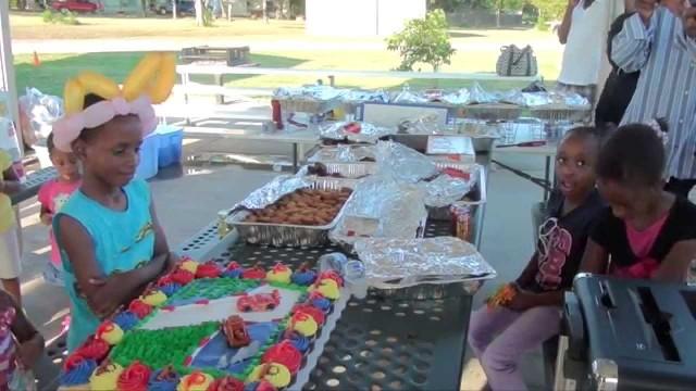 Abdoul's Happy 7 Birthday ( June 7, 2014)