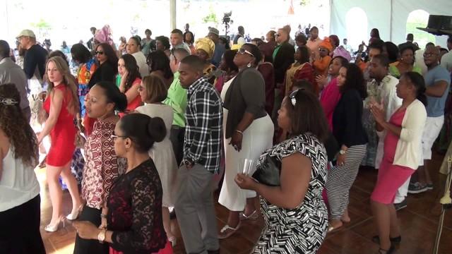"Wedding in New Jersey ""Anita & Abubakar Jalloh"" May 31st, 2014"
