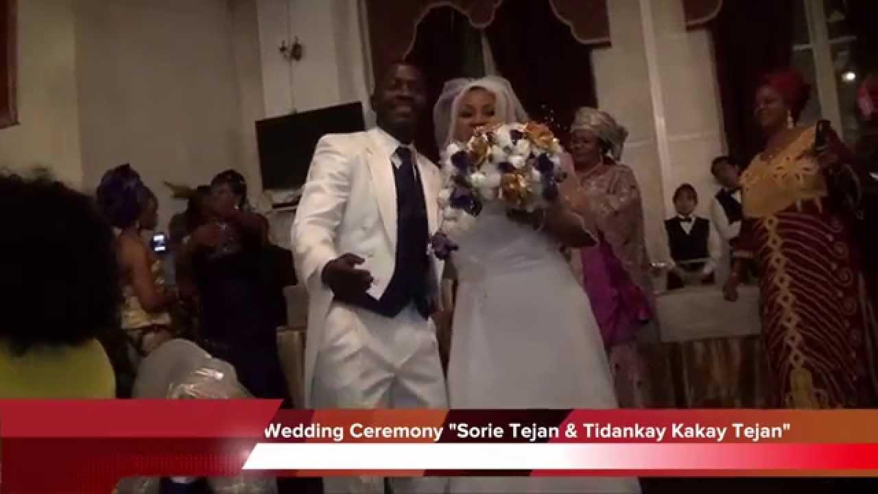 Oliab Video Production – Best Moments – Wedding Sorie Tejan & Tidankay Kakay Part2