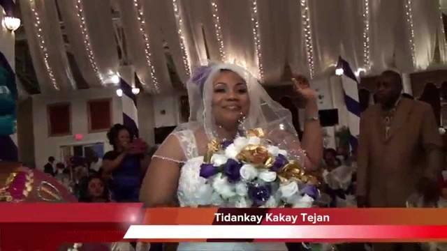 Oliab Video Production – Best Moments – Wedding Sorie Tejan & Tidankay Kakay Part1