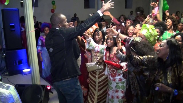 RICA – Lama Sidibe Live Concert in Philadelphia Dec 20, 2014 by Alpha Diallo/ OLIAB 214-938-2418