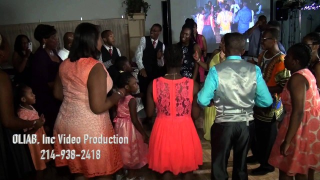 Best Family Reunion Watch Me (Whip/ Nae Nae) Covered by OLIAB/ Oliab Video Production 214-938-2418. July 4th 2015