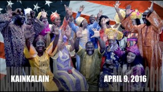 KAINKALAIN – LUNCH & Fundraising Dance Party, April 9, 2016