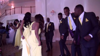 First Dance Best Wedding in Texas by Alpha 214-938-2418 Oliab Video Production