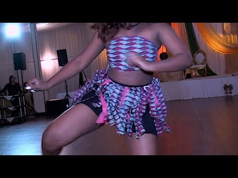 Best African Group Dance in Houston, Texas by Alpha I Diallo (Oliab Video Production 214-938-2418)